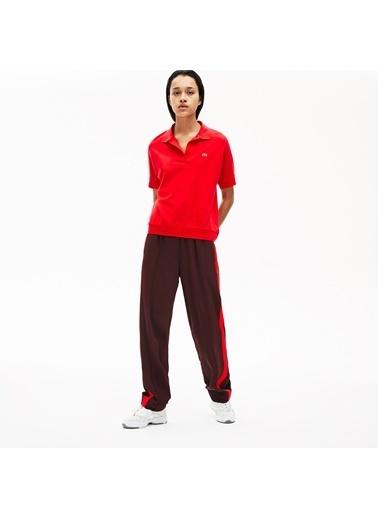 Lacoste Kadın Polo Tişört PF0504.S5H Kırmızı
